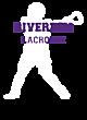 Riverton Womens Long Sleeve V-Neck Competitor T-Shirt