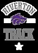Riverton Ladies Tri Blend Racerback Tank