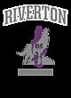 Riverton Youth Heavyweight Sleeve Stripe Hooded Sweatshirt