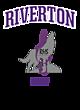 Riverton Ladies Game Long Sleeve V-Neck Tee