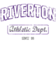 Riverton Heavyweight Crewneck Unisex Sweatshirt