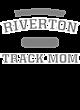 Riverton Ladies Electric Heather Racerback Tank