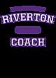 Riverton Ladies Sport-Wick Heather Fleece Hooded Pullover
