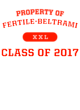 Fertile-beltrami Youth Long Sleeve Competitor T-shirt