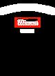 Fertile-beltrami New Era Ladies Tri-Blend Pullover Hooded T-Shirt