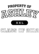 Ashley Youth Long Sleeve Competitor T-shirt