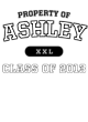 Ashley Classic Fit Heavy Weight Long Sleeve T-shirt
