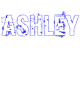 Ashley Ladies Classic Fit Lightweight Tee