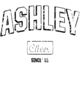 Ashley Champion Reverse Weave Garrment-Dyed Hoodie