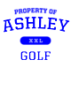 Ashley Nike Ladies Core Cotton Long Sleeve T-Shirt