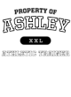 Ashley Classic Fit Heavy Weight T-shirt