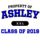 Ashley Adult Competitor T-shirt