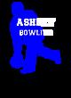 Ashley Ladies Tri-Blend Wicking Long Sleeve Hoodie
