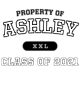 Ashley Colorblock Competitor T-Shirt