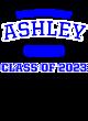 Ashley Womens Vintage Heather Applaud T-Shirt