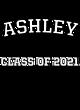 Ashley Womens Electric Heather Hooded Sweatshirt