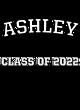Ashley Womens Long Sleeve V-Neck Competitor T-Shirt