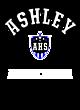Ashley Womens V-Neck Competitor T-shirt