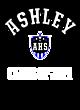 Ashley Tri-Blend Wicking Short Sleeve Hoodie