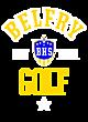Belfry Ladies Sport-Wick Heather Fleece Hooded Pullover