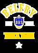 Belfry Allmade Ladies' Long-Sleeve Tri-Blend Tee