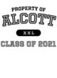 Alcott Classic Fit Heavy Weight T-shirt