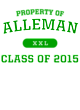 Alleman Tri-Blend Wicking Fleece Short Sleeve Hoodie