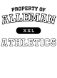 Alleman Womens Long Sleeve V-Neck Competitor T-Shirt