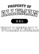 Alleman Youth Ultimate Performance T-shirt
