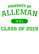 Alleman Colorblock Competitor T-Shirt