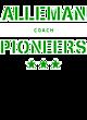 Alleman Womens Sleeveless Competitor T-shirt