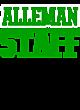 Alleman Youth Tri-Blend Wicking Raglan Tee