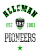 Alleman New Era French Terry Crew Neck Sweatshirt