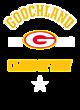 Goochland Ladies Vintage Game V-Neck Tee