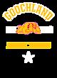 Goochland New Era Sueded Cotton Baseball T-Shirt