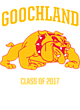 Goochland Nike Core Cotton Long Sleeve T-Shirt