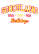 Goochland Ladies Competitor Cotton Touch Training T-shirt