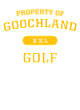 Goochland Youth Heavyweight Sleeve Stripe Hooded Sweatshirt