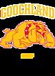 Goochland Womens Cotton V-Neck T-shirt