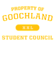 Goochland Vintage Heather Hooded Unisex Sweatshirt