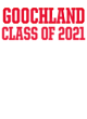 Goochland Vintage Heather Long Sleeve Competitor T-shirt