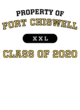 Fort Chiswell Youth Cutter Jersey