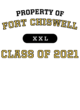 Fort Chiswell Youth Baseball T-Shirt