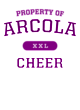 Arcola Champion Heritage Jersey Tee