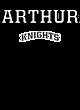 Arthur Vintage Heather Long Sleeve Competitor T-shirt