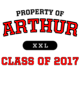Arthur Bella+Canvas Women's Triblend Racerback Tank