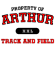 Arthur Digi Camo Youth Long Sleeve Performance T-Shirt