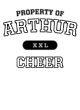Arthur Vintage Heather Long Sleeve Competitor T-shirt