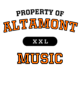 Altamont Classic Fit Heavy Weight T-shirt