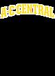 A-c Central New Era Ladies Heritage Blend Varsity Hoodie